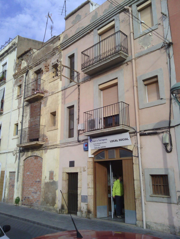 Rehabilitación integral Calle del Mar en Tarragona