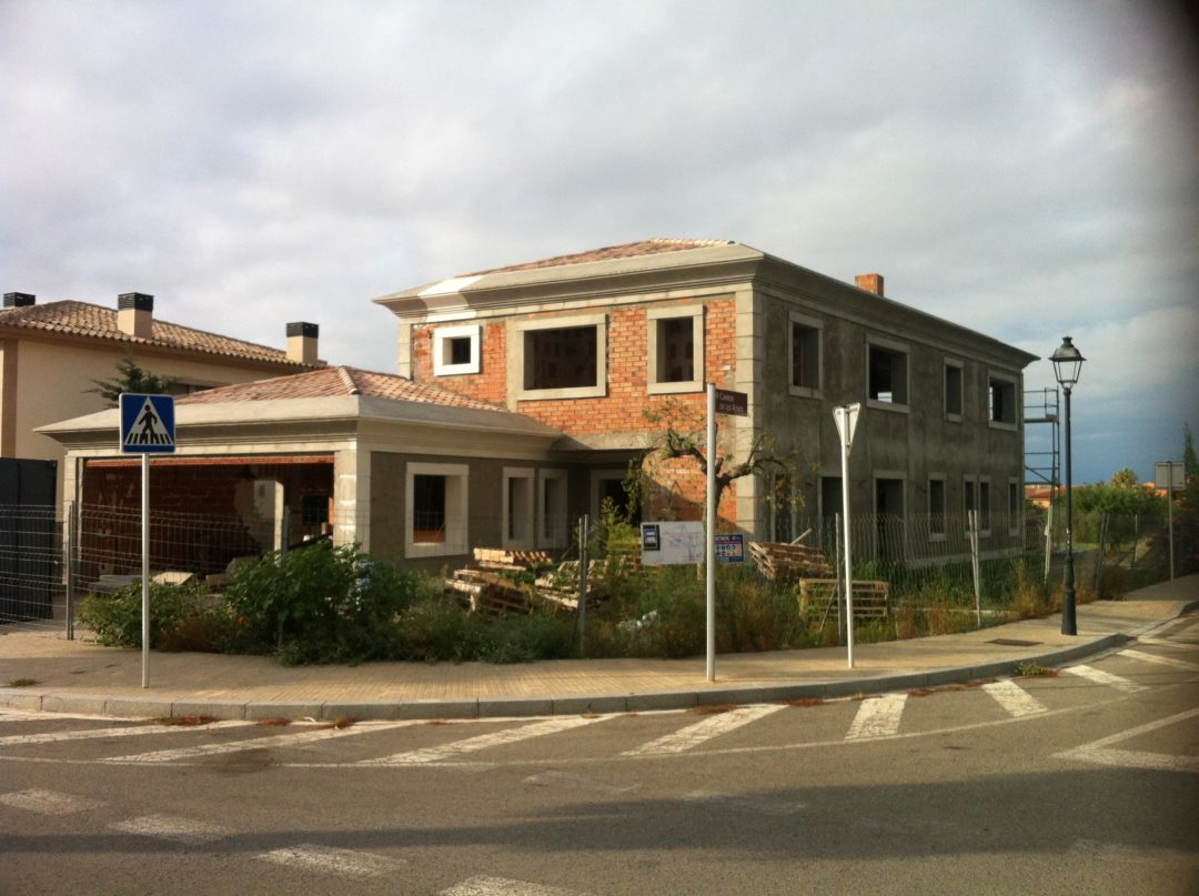 Unifamiliar aislada en Urbanización Aiguesverds de Reus (Tarragona)