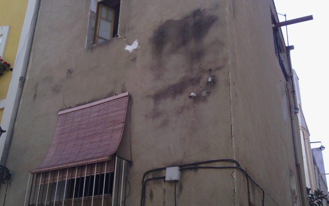 Rehabilitación interior vivienda plurifamiliar casco antiguo de Cambrils en Tarragona